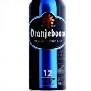 Bia Hà Lan Oranjeboom Premium Strong 12 Lon 500ml