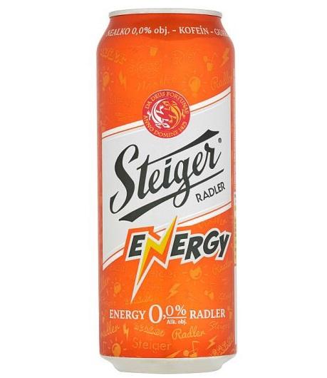 Bia Steiger Tăng Lực Không độ Energy Nhập Khẩu