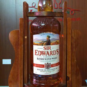 Sir Edwards 4.5L Kệ Gỗ
