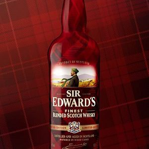 Sir Edwards Whisky Chai 1 Lit