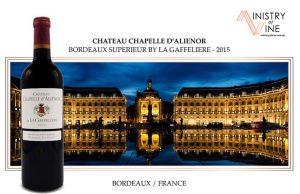 Vang Pháp Chateau La Chapelle D'Alienor By La Gaffeliere Qc