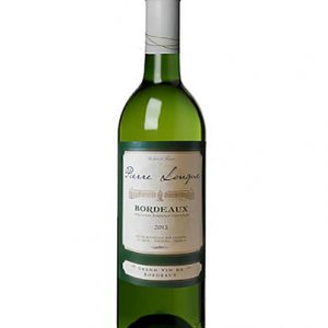 Vang Pháp Bordeaux De Pierre Longue Sauvignon Blanc