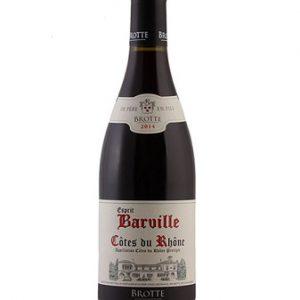 Vang Pháp Côtes Du Rhone Esprit Barville
