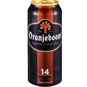 Bia Hà Lan Oranjeboom 14–lon 500ml
