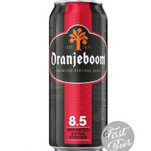 Bia Hà Lan Oranjeboom 8.5 độ Lon 500 Ml