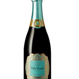 Champagne Tây Ban Nha Villa Conchi Cava Brut Seleccion