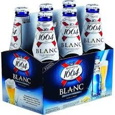 Kronenbourg Beer 1664 Blanc Ket 12