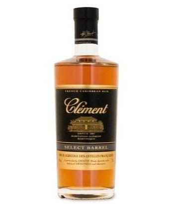 Rượu Clement RHUM VIEUX SELECT BARREL (Nouvel Habillage)