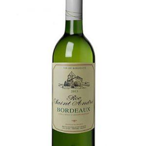 Vang Pháp Roc Saint Andre Semillion Muscadelle Sauvignon Blanc