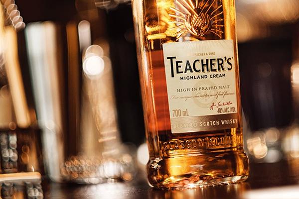 Rượu Teachers