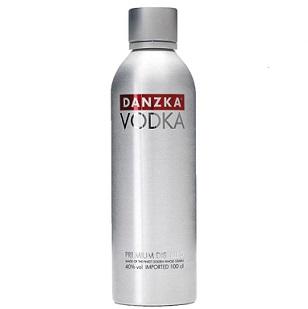 Danzka Vodka Chai 1 Lít