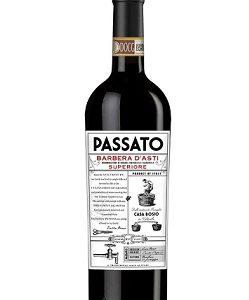 Vang ý PASSATO Barbera D Asti Superiore
