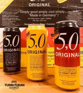 Bia Đức 50 Original Qc
