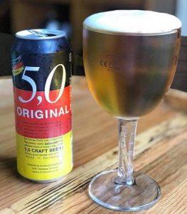 Bia Đức 50 Original Lon 500ml